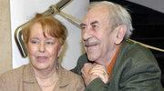 Jan Kobuszewski modli się o zdrowie chorej żony!