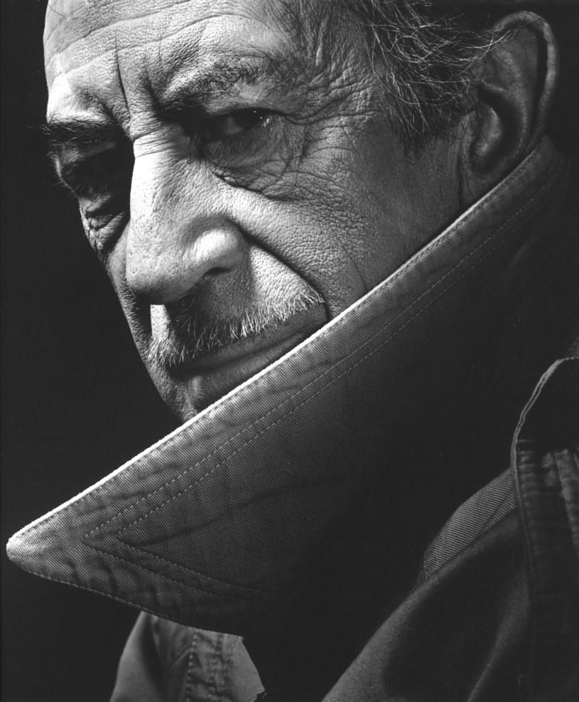 Jan Kobuszewski - portret aktora (2005) /Rafał Latoszek /Fotonova