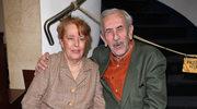 Jan Kobuszewski walczył o zdrowie swoje i żony. Hanna Zembrzuska poważnie chora