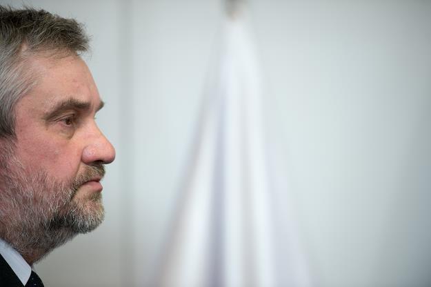 Jan Krzysztof Ardanowski, minister rolnictwa. Fot. FELIKS HERAUF  Czytaj wiÄ?cej na https://biznes /Getty Images/Flash Press Media