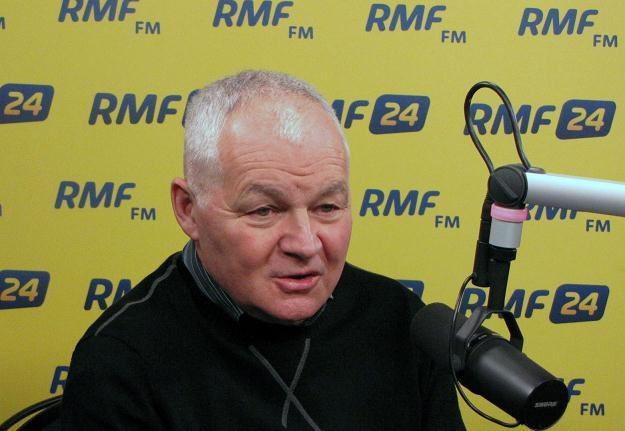 Jan Krzysztof Bielecki, przewodniczący Rady Gospodarczej przy premierze /RMF
