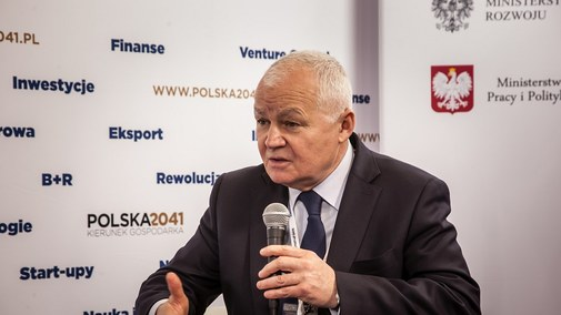 Jan Krzysztof Bielecki, przewodniczący rady partnerów EY