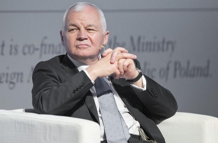 Jan Krzysztof Bielecki /Leszek Kotarba  /East News