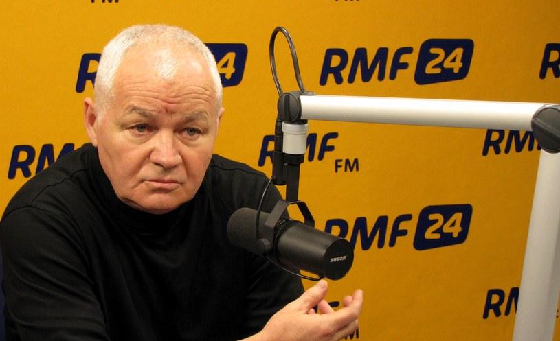Jan Krzysztof Bielecki /RMF