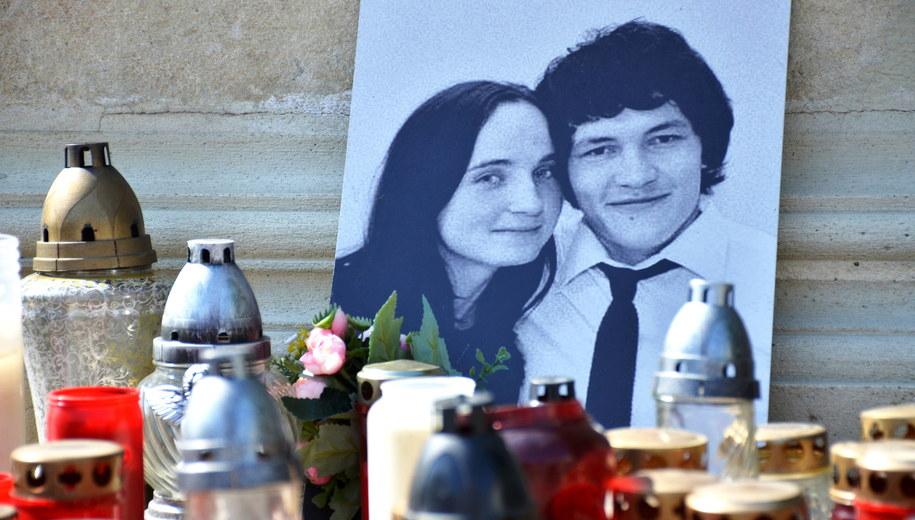 Jan Kuciak i Martina Kusznirova zostali zamordowani w lutym w Velkiej Macy /Svancara Petr /PAP/EPA