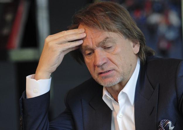 Jan Kulczyk /fot. Włodzimierz Wasyluk /Reporter