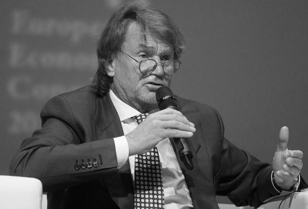 Jan Kulczyk nie żyje /Andrzej Grygiel /PAP