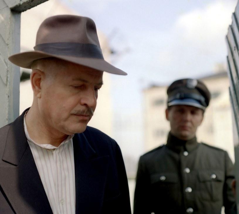 """Jan Machulski w filmie swego syna Juliusza, """"Vabank"""" /East News/POLFILM"""