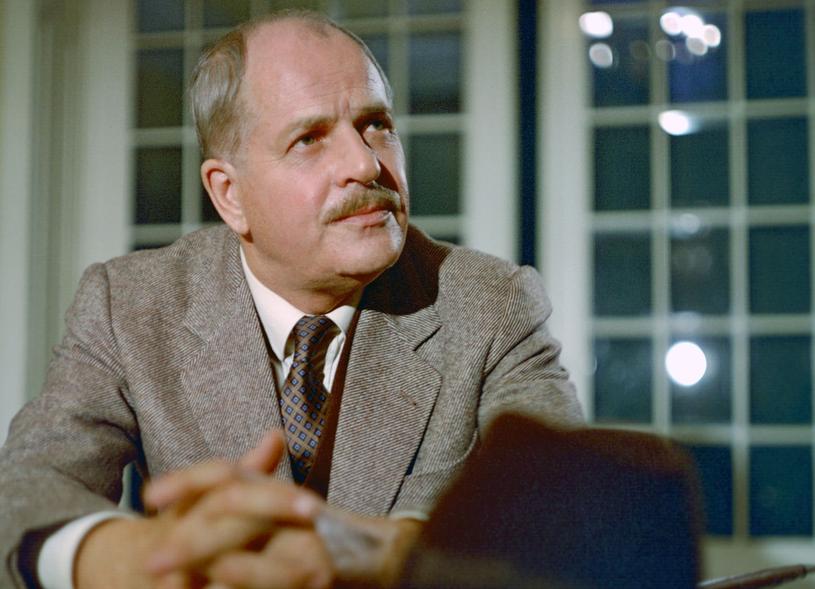 """Jan Machulski w filmie """"Vabank II, czyli riposta"""" (1984) /East News/POLFILM"""