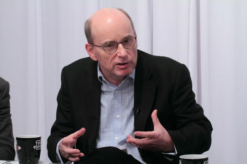 Jan Maria Rokita na zdj. z 2014 roku /Adam Jankowski/REPORTER /Reporter