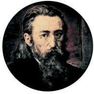 Jan Matejko, Autoportret, 1887 r. /Encyklopedia Internautica