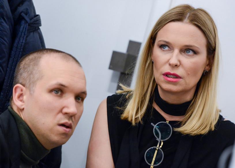Jan Młynarski i Paulina Młynarska /Mariusz Gaczyński /East News