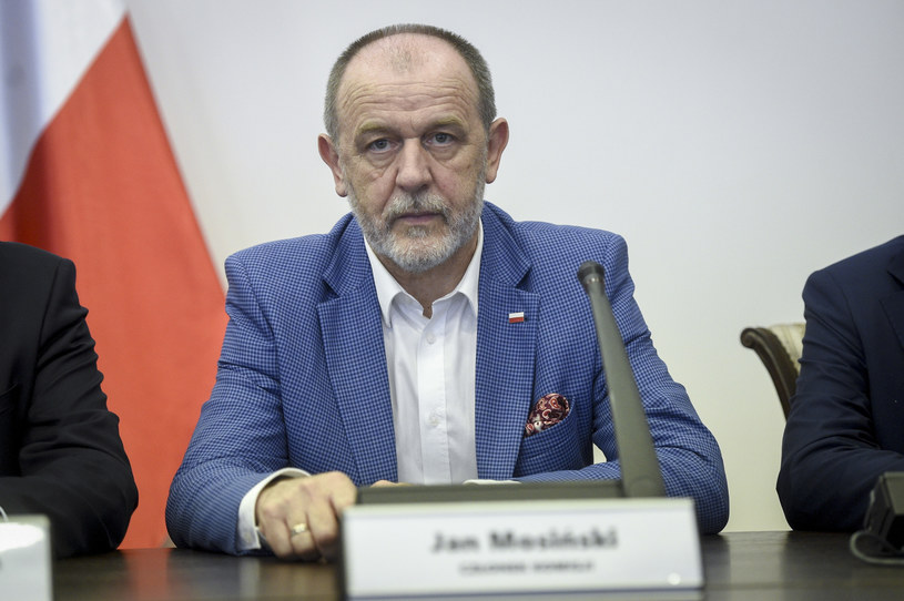 Jan Mosiński /Jacek Domiński /East News