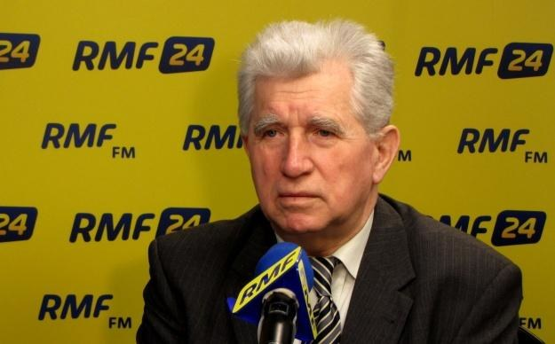 Jan Natkański, były ambasador w krajach arabskich /RMF