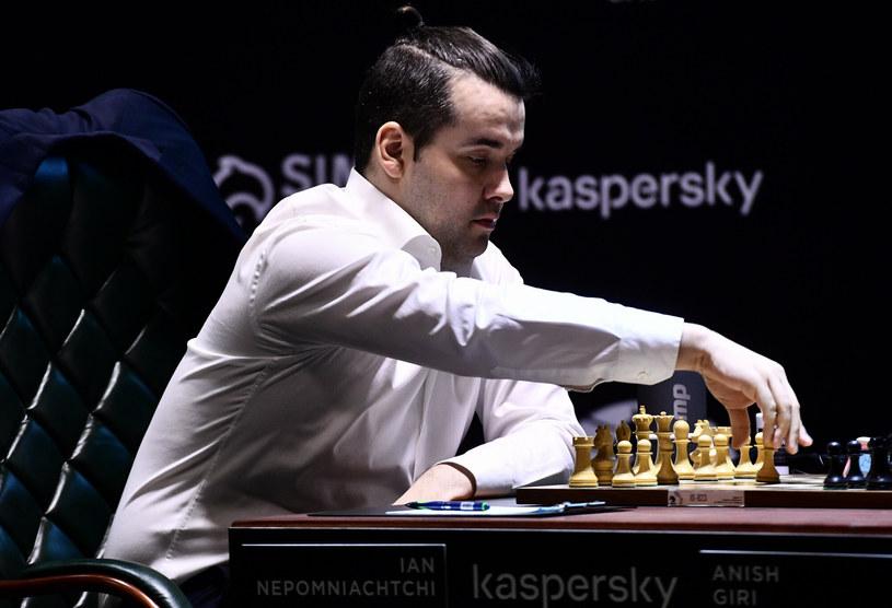Jan Niepomniaszczij /Pavel Lisitsyn/SPUTNIK Russia /East News