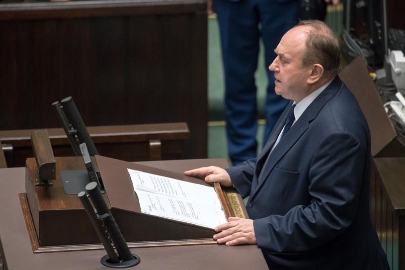 Jan Nowak, prezes Urzędu Ochrony Danych Osobowych /Wojciech Strozyk/REPORTER /Reporter