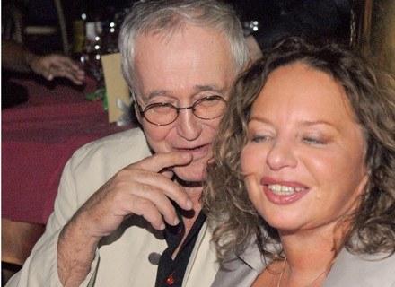 Jan Nowicki i Małgorzata Potocka fot. Marek Ulatowski /MWMedia