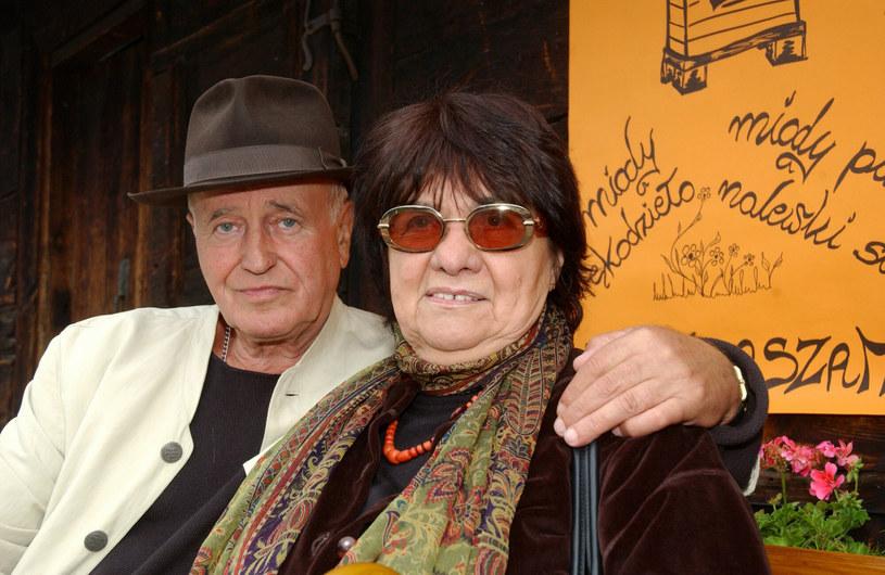 Jan Nowicki, Marta Meszaros /Tricolors /East News