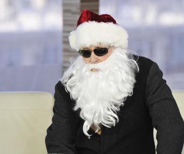 Jan Nowicki nie wyręcza już św. Mikołaja
