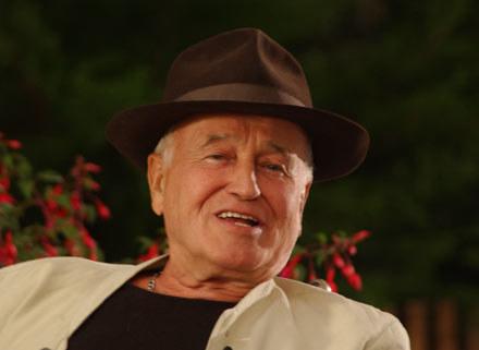Jan Nowicki przekonał się do seriali - fot. J.Stalęga /MWMedia