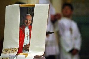 Jan Paweł II zaraz świętym
