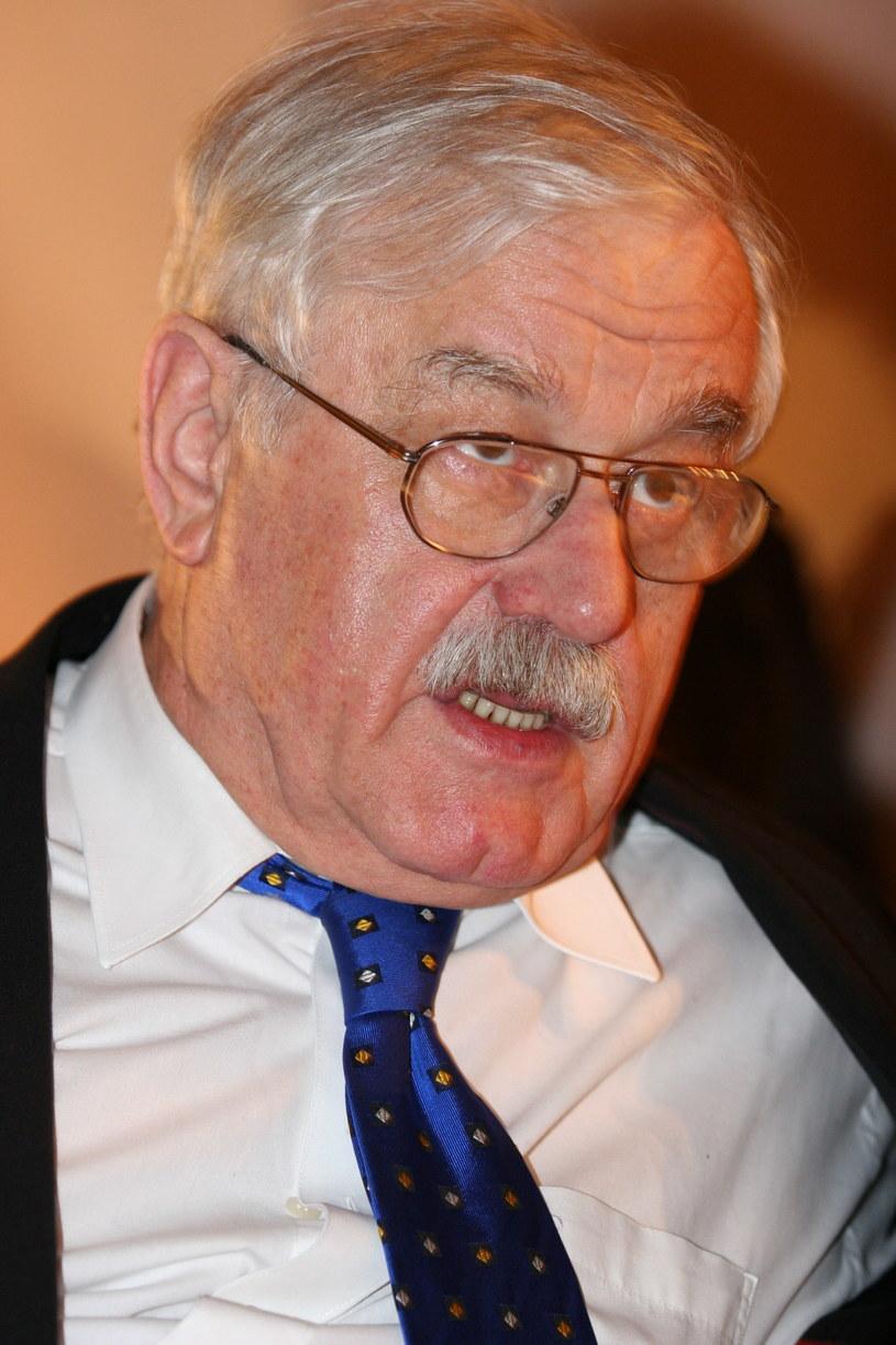 Jan Pietrzak /- /MWMedia