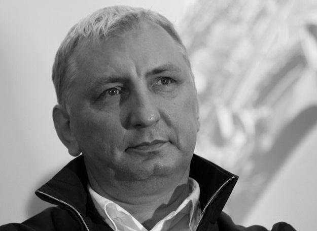 Jan Pluta (1953-2013) - fot. Piotr Fotek /Reporter