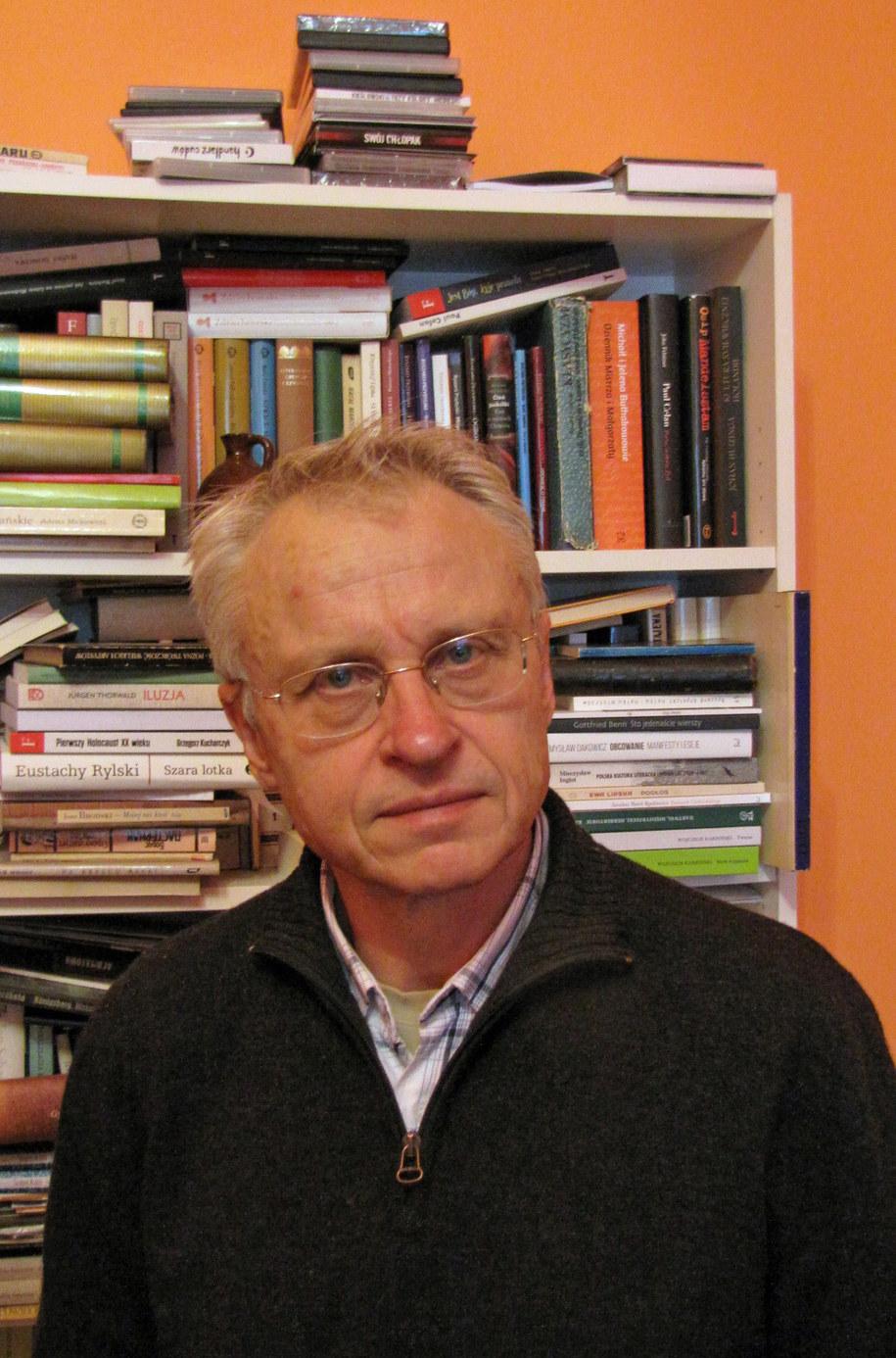Jan Polkowski /Maciej Grzyb /RMF FM