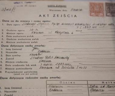 """Jan Rodowicz ps. """"Anoda"""" został zamordowany?"""