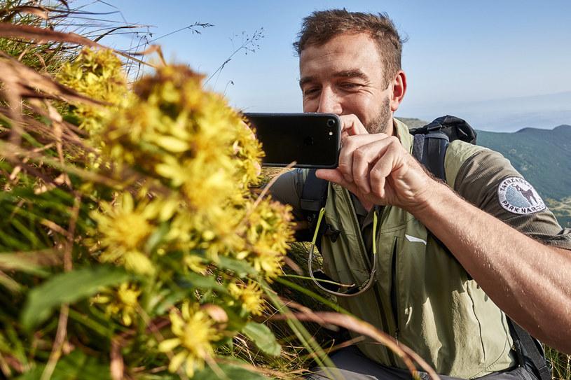 Jan Sabała-Krzeptowski uczy, jak zachowywać się w Tatrach, by ich nie niszczyć /materiały prasowe