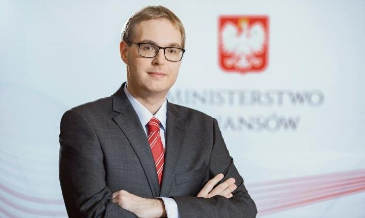 Jan Sarnowski, wiceminister finansów /Informacja prasowa