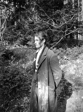 Jan Sowka (Sówka) tuż przed egzekucją… /Odkrywca
