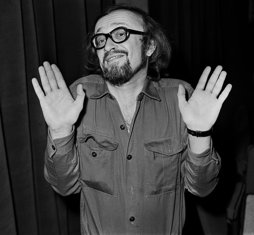 Jan Stanisław Stanisławski w latach 70., fot. Michał Kulakowski /Agencja FORUM