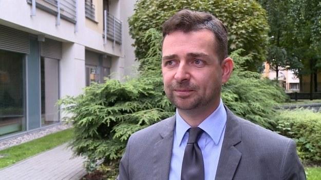 Jan Styliński, prezes Polskiego Związku Pracodawców Budownictwa /Newseria Biznes