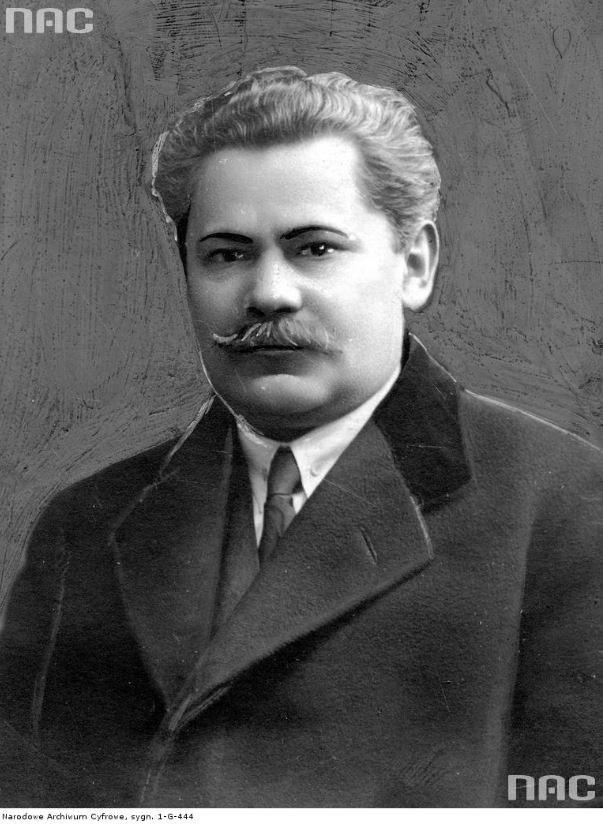 Jan Szczepanik /Z archiwum Narodowego Archiwum Cyfrowego