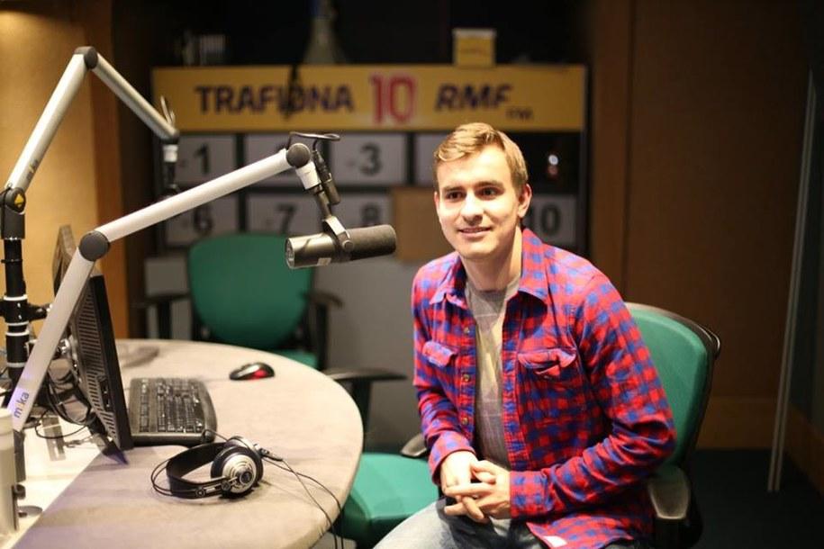 Jan Szymański /Monika Turek /RMF FM