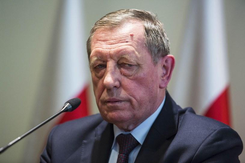 """Jan Szyszko przyznaje, że dla niego Tuczno ma """"ogromną wartość"""" /REPORTER /Reporter"""