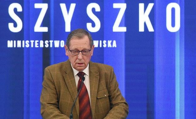 Jan Szyszko /Radek Pietruszka /PAP