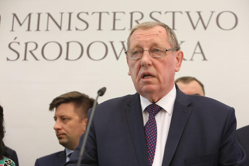 Jan Szyszko /STANISLAW KOWALCZUK /East News