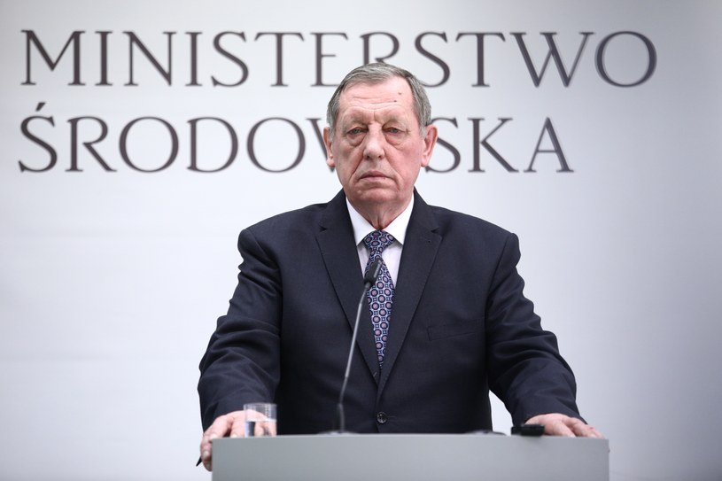 Jan Szyszko /Leszek Szymański /PAP