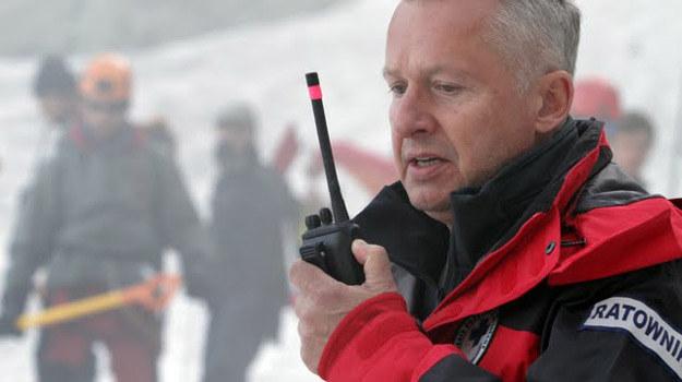 Jan Tarnowski (Bogusław Linda) - fot.Krzysztof Wiktor-TVP /TVP