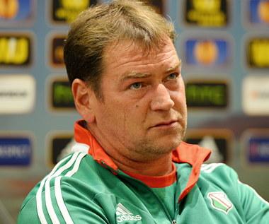 Jan Urban: Mecz z Lazio może być długo wspominany