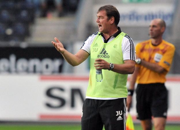 Jan Urban poprowadzi piłkarzy Osasuny Pampeluna /AFP