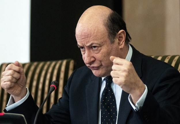 Jan Vincent Rostowski, minister finansów RP. Fot. Tomasz Paczos /Fotonova