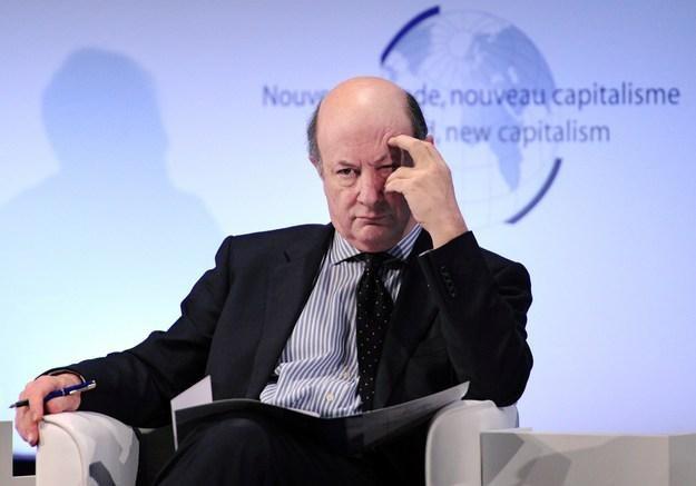 Jan Vincent Rostowski, minister finansów RP /AFP