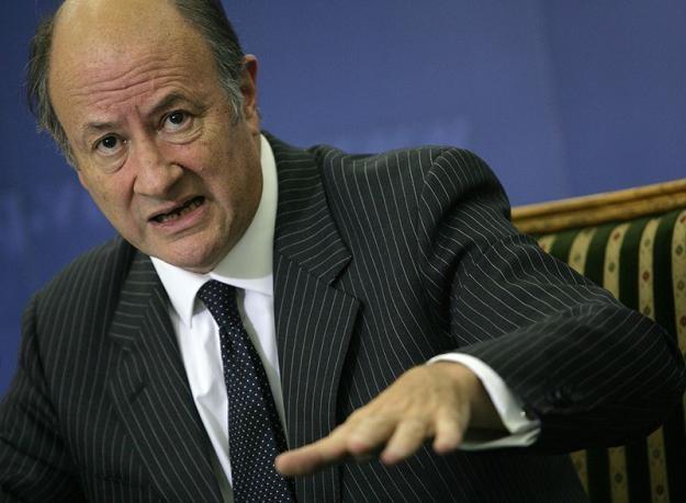 Jan Vincent Rostowski, minister finansów RP /Reporter