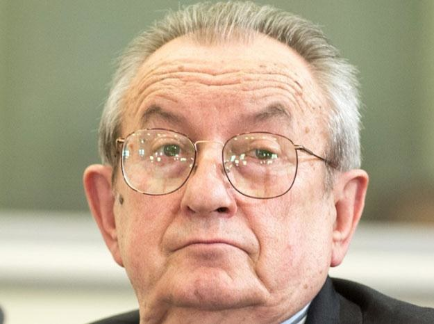 Jan Winiecki, czlonek RPP fot. Andrzej Iwanczuk /Reporter
