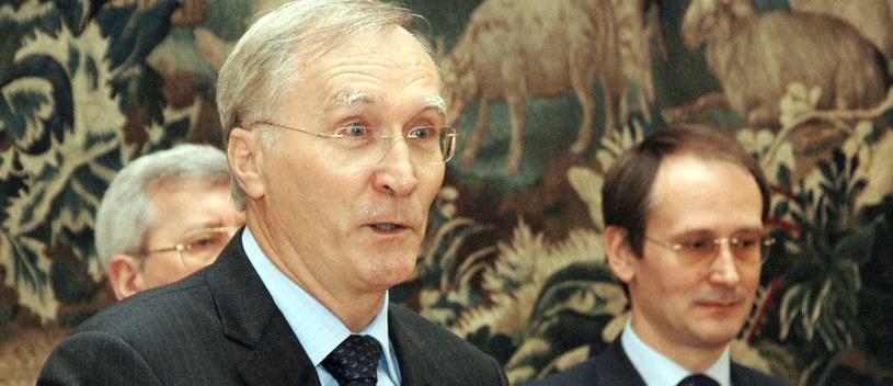 Jan Wojciech Piekarski / Andrzej Rybczyński    /PAP