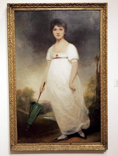 Jane Austen pędzla Oziasa Humphry'ego /AFP