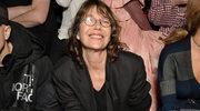 Jane Birkin - dojrzały styl znalazła w męskiej garderobie